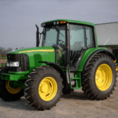 MFWD Tractors (Mechanical Front Wheel Drive)