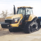 Tracked Ag Tractors