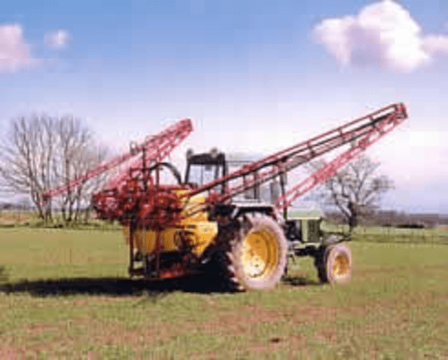 Towable/Tractor Mounted Sprayers