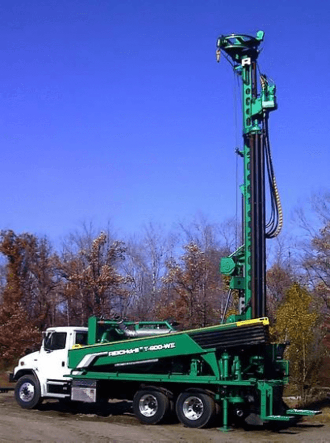 Truck Mounted/ Towable Drills