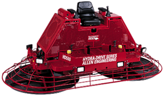 Other Finishing Equipment (Self-Propelled)