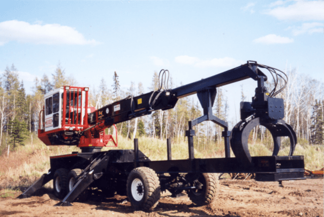 Other Forestry Equipment (Self-Propelled)
