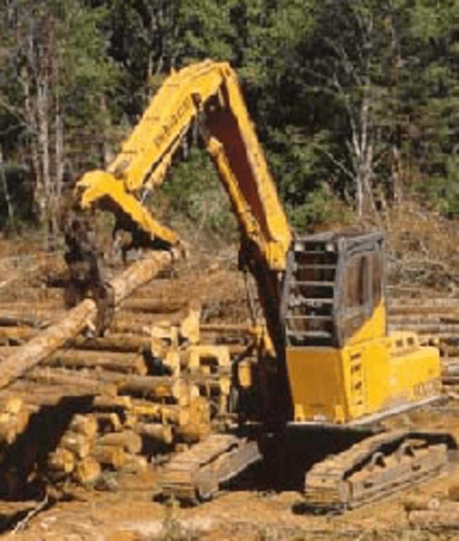 Tree Harvesters