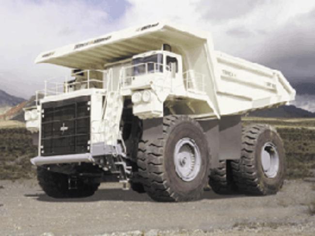 Rigid Haul Trucks