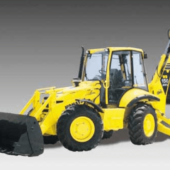 Tractor/ Loader/ Backhoes