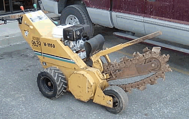 Portable/ Walk-Behind Trenchers