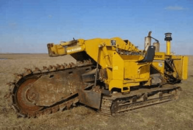 Riding Trenchers