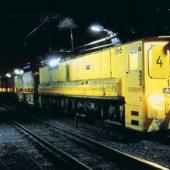Mining Locomotives
