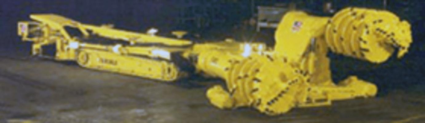 Other Underground Equipment (Stationary)