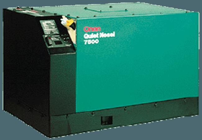 RV Generator Sets