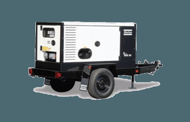 Trailer Mounted Generators
