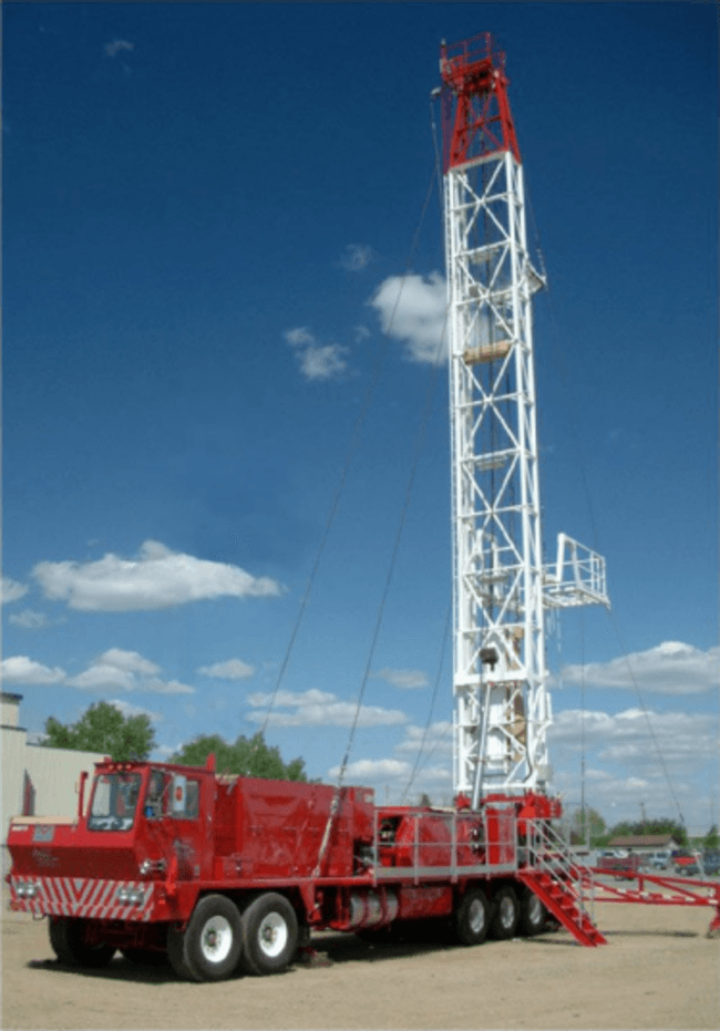Fracturing Rigs