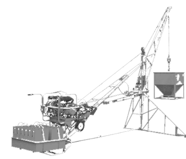 Winches/ Hoists