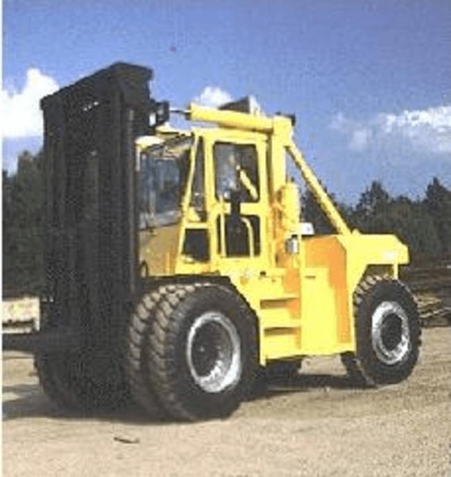 Straight Mast Forklifts