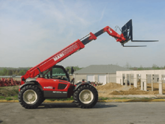 Telescopic Boom Forklifts