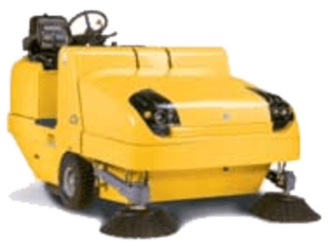 Industrial Scrubbers and Sweepers