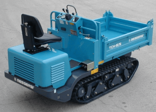 Off-Highway Tracked Transporters