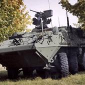 Wheeled Military Vehicles