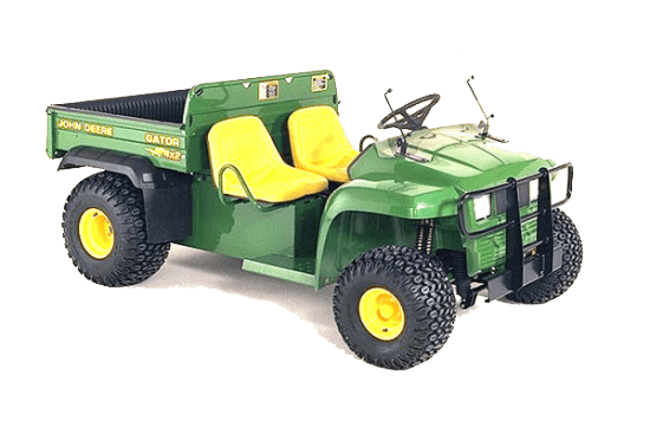 Commercial Turf Utility Vehicles