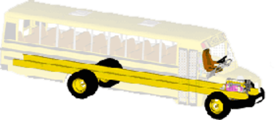 School Bus Chassis