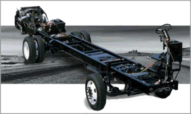 Transit Bus Chassis