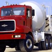 Trucks Class 8 Cement Mixers
