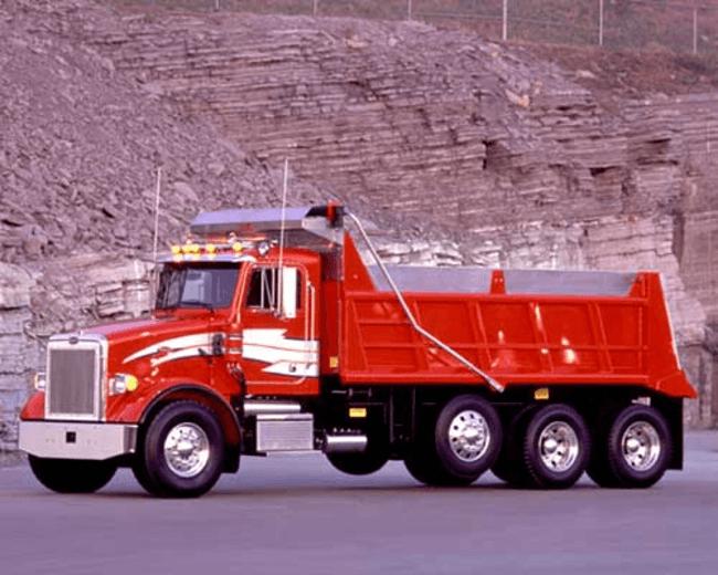 Trucks Class 8 Dump