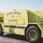Trucks Class 8 Fire/ Crash