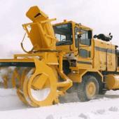 Trucks Class 8 Municipal Snowblowers