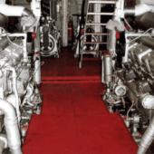 Heavy Duty Ship Engines