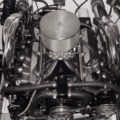 High Performance Ship Engines