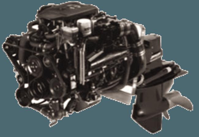 Stern Drive (I/O) Engines