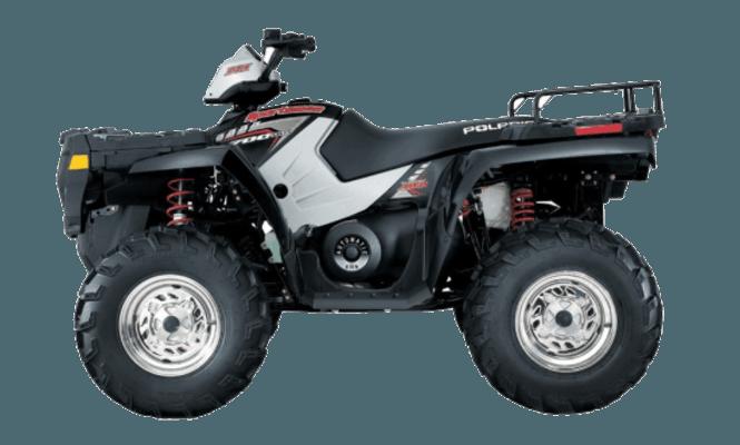 4-Wheeled ATVs