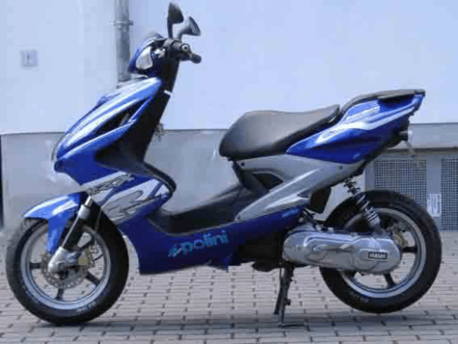 Scooters/ Minibikes/ Mopeds